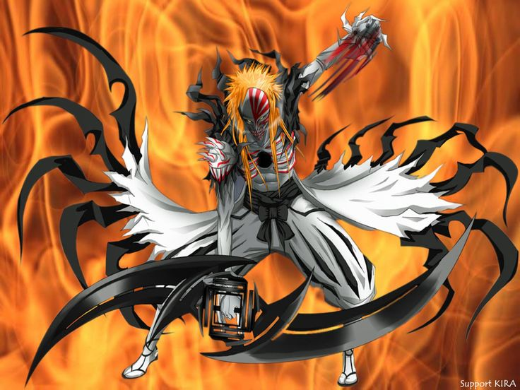 ichigo | Ichigos 2nd Bankai!(Bleach) | anime | Pinterest | Anime