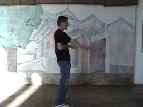 Ip Man Wing Chun Siu Lim Tau beginning form slow version by Sifu Anderson - YouTube
