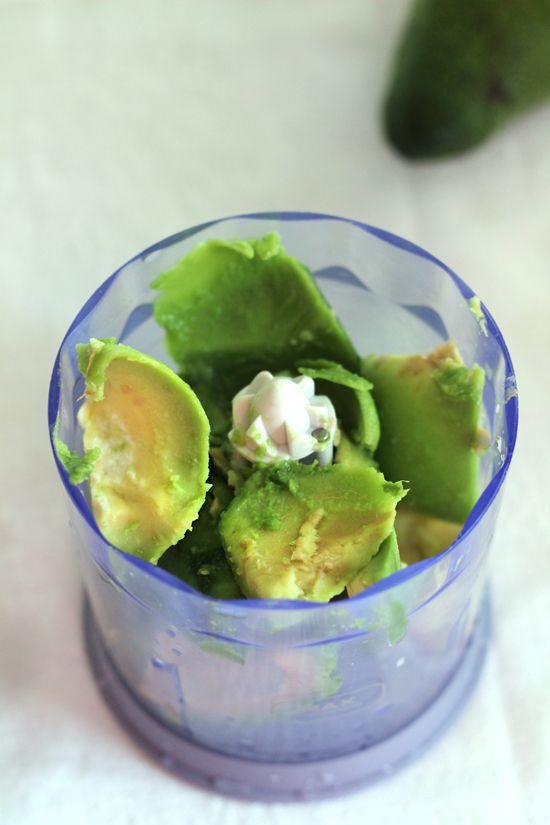 maioneza de avocado preparare