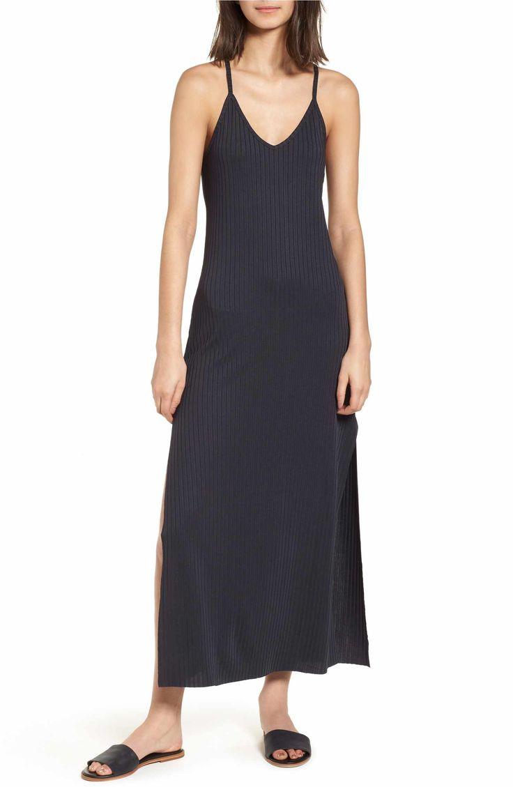 Main Image - Lira Clothing Ashlynn Ribbed Maxi Dress