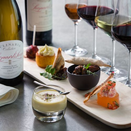 Food and Wine Pairing | Leopard's Leap