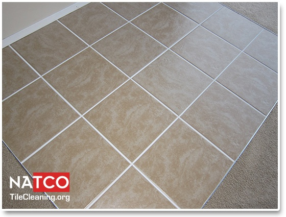 Tile Floor After Removing Grout Haze How To Remove Grout Haze