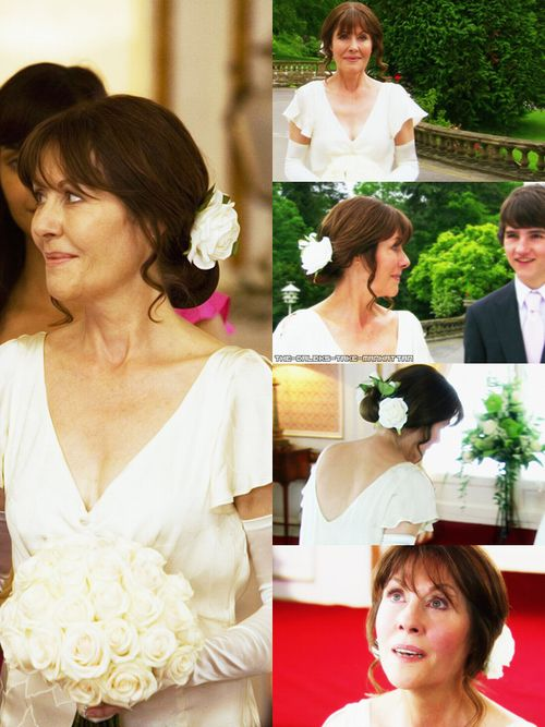 the wedding of Sarah Jane Smith