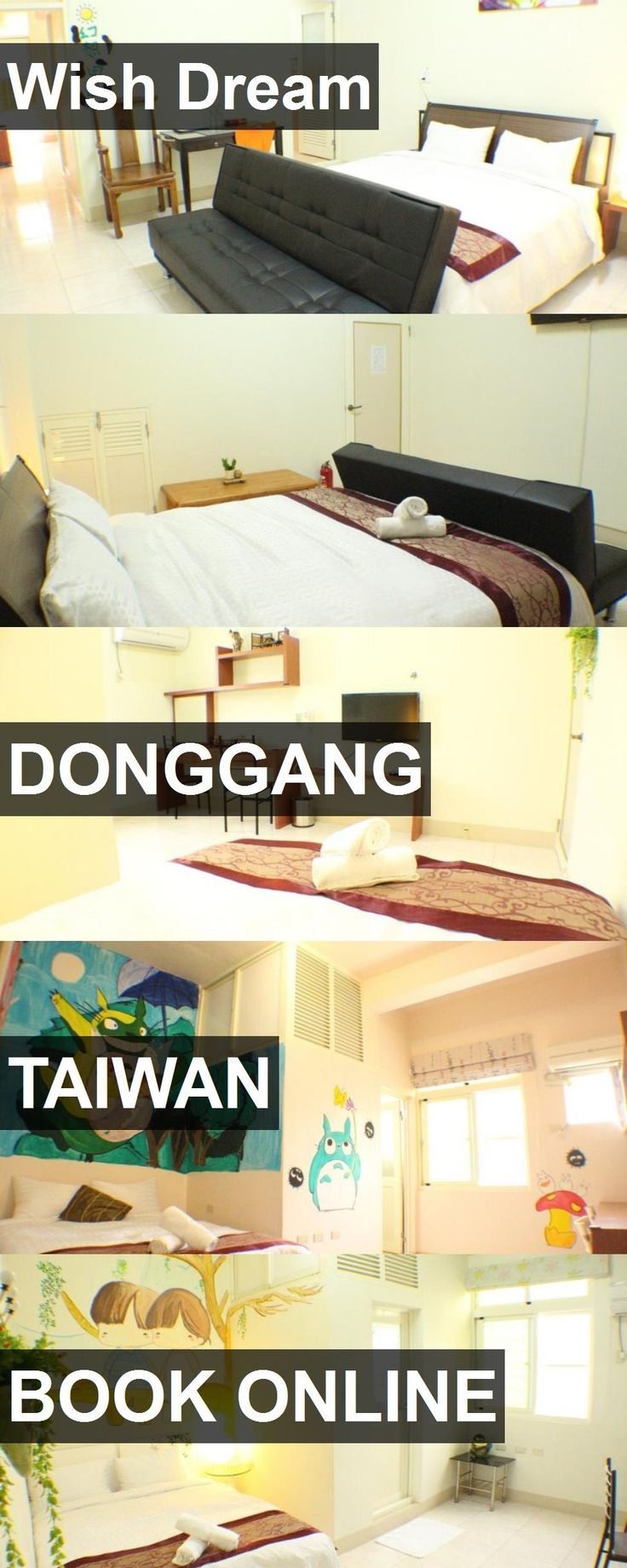 Hotel Wish Dream in Donggang, Taiwan. For more information, photos, reviews and best prices please follow the link. #Taiwan #Donggang #WishDream #hotel #travel #vacation