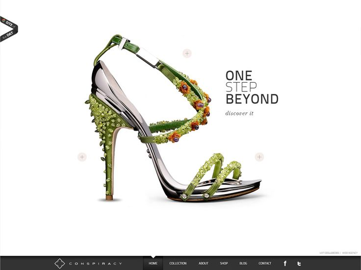 50 Fashion Websites (+20 New Sites) - Image 12 | Gallery