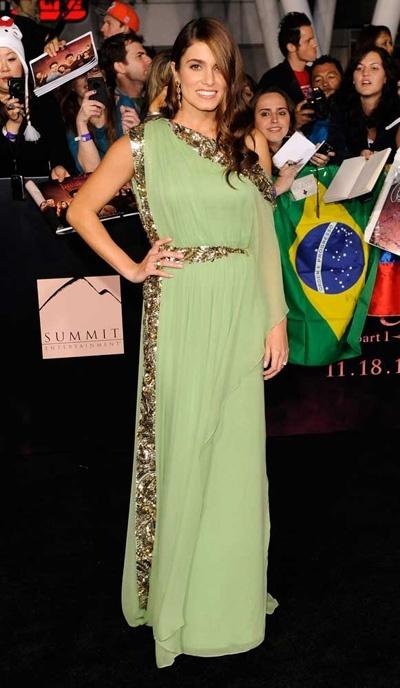 Nikki Reed~ Love this dress!!!