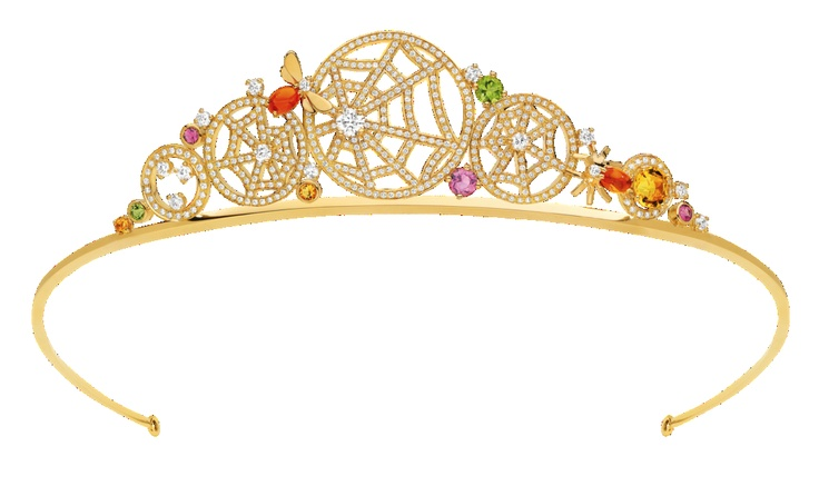 30 best images about Adornment | Tiara - Multi Gem on ...