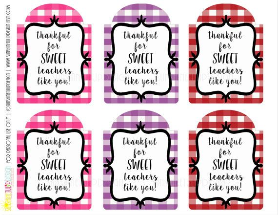 Free Printable Gift Tag Templates For Teacher Appreciation The Larson Lingo End Of School Year Teacher Gi Teacher Gifts End Of School Year Teacher Printable
