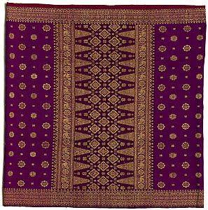 Songket Melayu Riau | Songket Melayu Pekanbaru Riau | Pekanbaru Riau Indonesian fabric