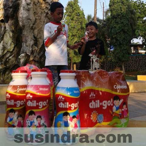 Cakrawala Susindra: Susu Cair Untuk Pertumbuhan Anak Usia 1 – 12 Tahun