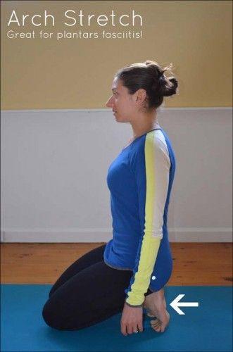 Yoga for Runners: Love Thy Feet - Running At Disney