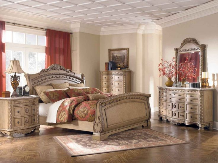Ashley Furniture King Size Bedroom Sets   Interior Design Ideas For Bedroom  Check More At Http