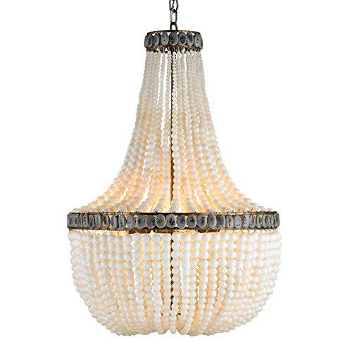 BEAUTIFUL BEACH CHANDELIERS! Discover the best beach themed chandeliers including seashell and capos chandeliers.  sc 1 st  Pinterest & Best 25+ Beach chandelier ideas on Pinterest | Beach lighting ... azcodes.com