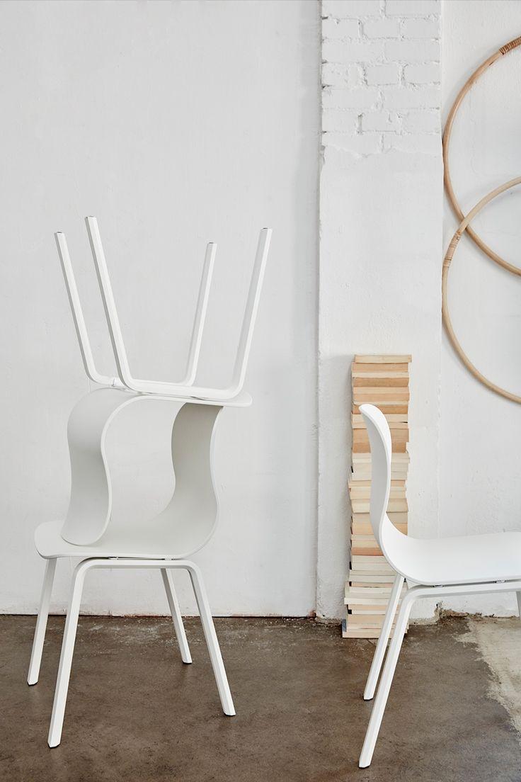 Neo Lite chair, design: Fredrik Mattson | Styling: Katrin Bååth | Photo: Sara Landstedt