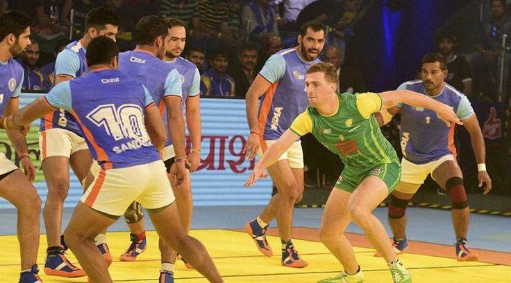 Kabaddi World Cup 2016: India roar back to beat Australia 54-20