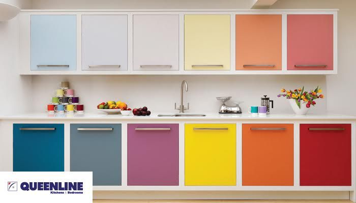 What colour do you have in mind for your kitchen?