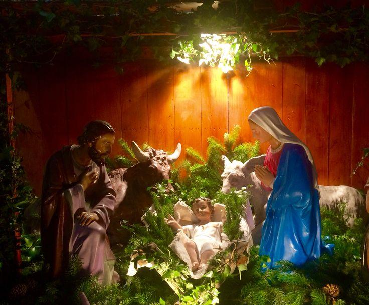 Nativity scene, Holy Redeemer Church, Bray, County Wicklow