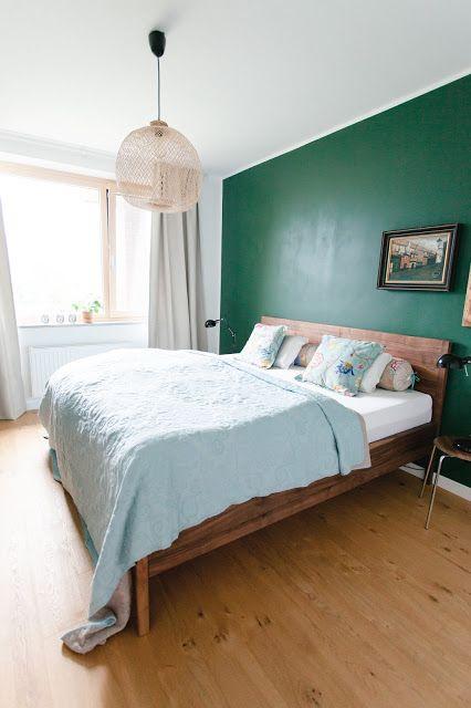 Vorher-Nachher: Unser Schlafzimmer - WOHNPROJEKT - Wohnblog für ...