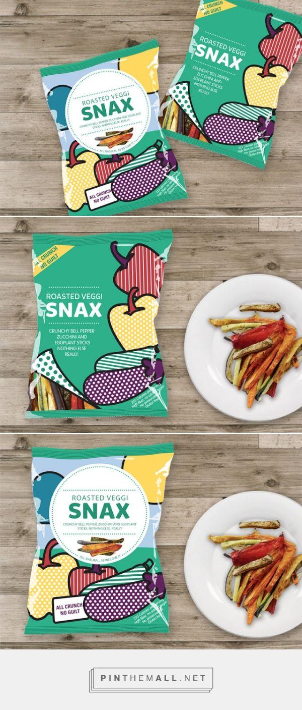 Bronto Snax - vegetable sticks