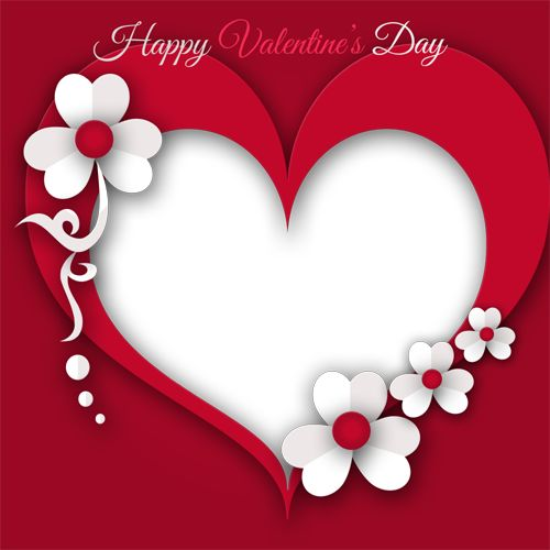 21 best images about Valentine Day Photo Frames – Make a Valentine Day Card Online