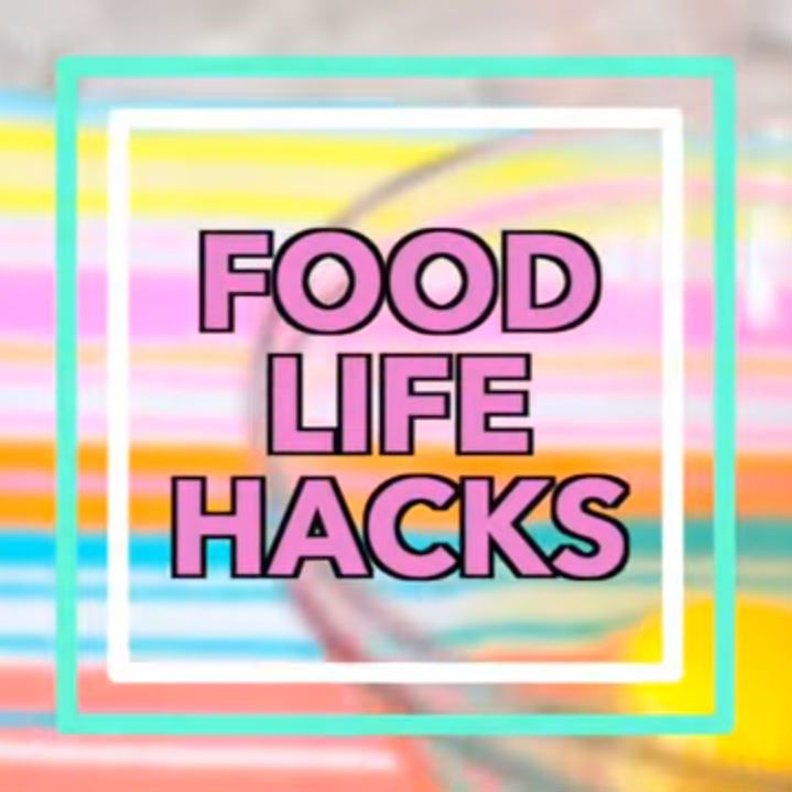 Sometimes, simply trying to eat food can prove to be quite a challenge. To make eating and life a little easier, we've snagged 10 brilliant food life hacks from Ella Elbells' YouTube channel.