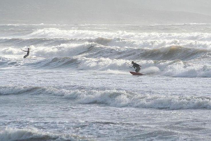 Surfing Calasetta