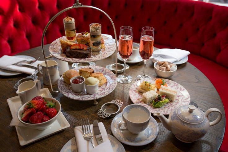 2 for 1 Afternoon Tea at The Marylebone Hotel - Exclusive to AfternoonTea.co.uk