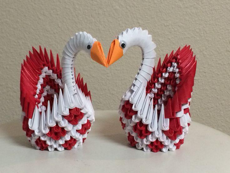 les 529 meilleures images du tableau origami 3d sur pinterest origami modulaire animaux et. Black Bedroom Furniture Sets. Home Design Ideas