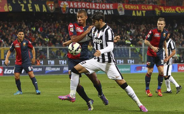Alvaro Morata Photos - Genoa CFC v Juventus FC - Zimbio