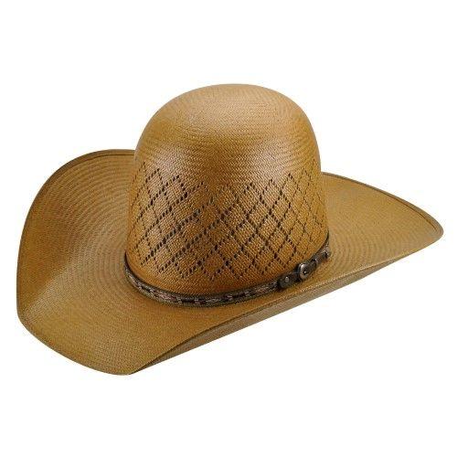 Bailey Western Unisex Ruger Straw Cowboy Hat b54af8db579