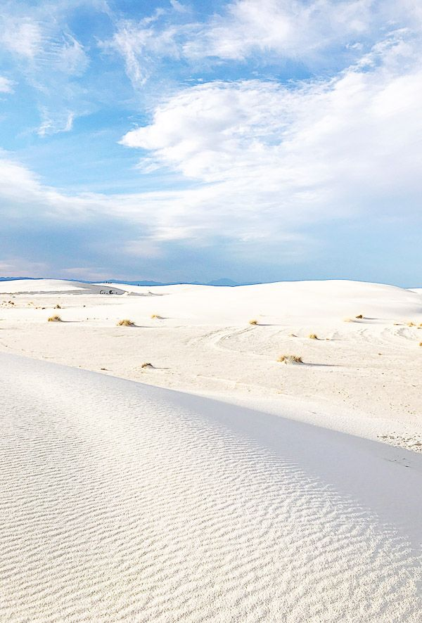 Weekend Trippin: Quick Trip to New Mexico + White Sands