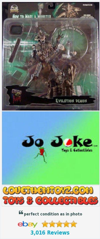 STAN WINSTON-CREATURE FEATURES-EVILUTION DEMON-CD-ROM 2001-PREMIUM SIZE-RARE-NEW | eBay lovethemtoyz.com https://www.ebay.com/itm/111257853665