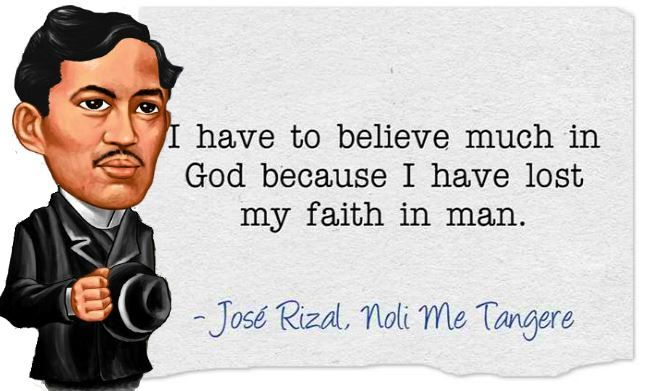 Jose Rizal #quotes