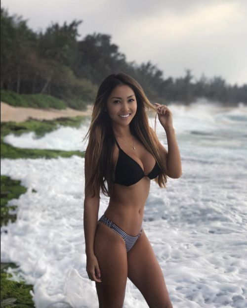 Hottest asian bikini opinion you