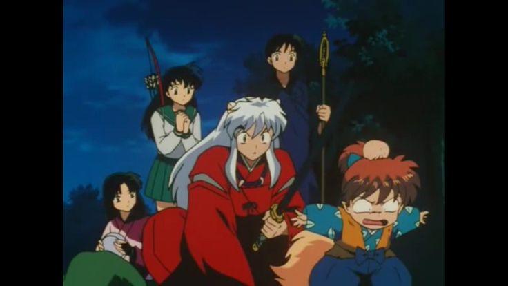 I bet inuyasha loves tesiga more now cuz he found out he could hit shippo with it