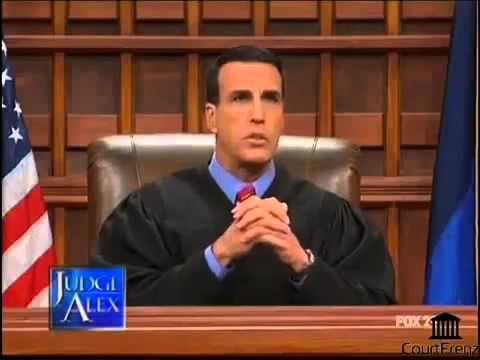 Judge Alex Season 8 Episode 103 Bidwell Vs Hale