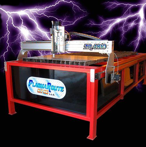 CNC Router Tables for Sale | ZR Series CNC Tables | PlasmaRoute CNC