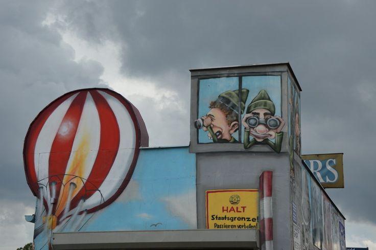 Berlin - Eastside Gallery