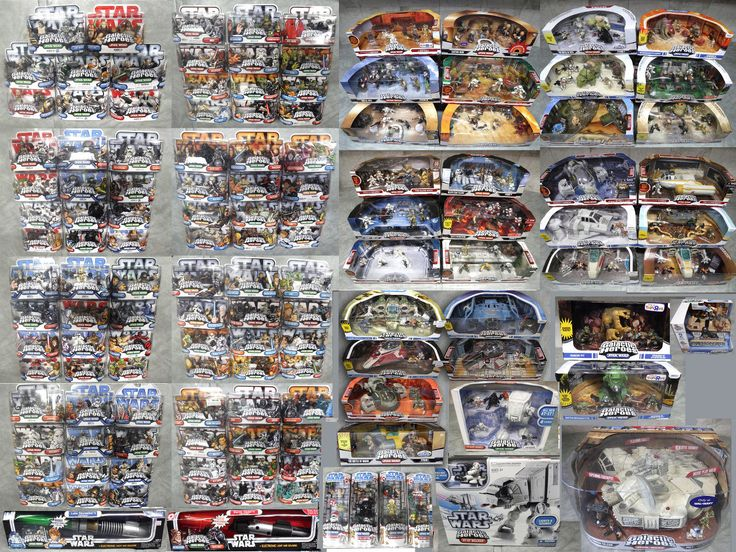 New SEALED Star Wars Galactic Heroes Lot Collection 375 Figures 17 Vehicles | eBay