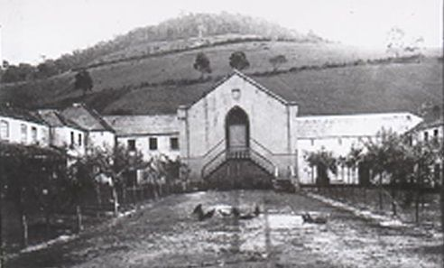 The Female Factory at South Hobart for women convicts