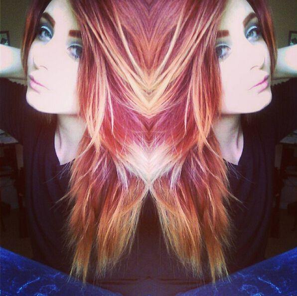 26 Impresionantes Ideas Nueva Red Color de cabello //  #cabello #color #Ideas #impresionantes #nueva