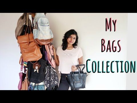 My Bags/Purse Collection Haul 2017 which includes the affordable bags for college. This bag collection haul includes tote bags, sling bags, cross body bags, backpacks etc that are best suited affordable bags for college girls. These bags or purse I have collected over the few years. All the bags are unique at the same time affordable bags for college girls.