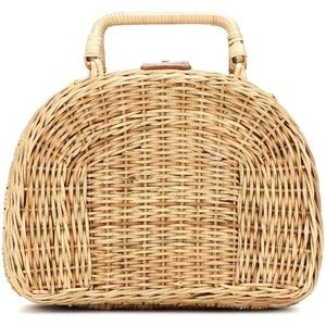 Kayu Straw Handbag