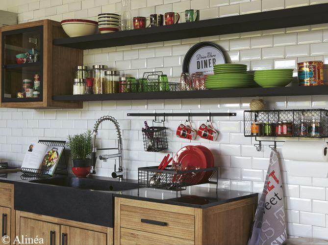 best 25 cuisine bistrot ideas on pinterest cuisine campagne chic deco bistrot and bloc party. Black Bedroom Furniture Sets. Home Design Ideas