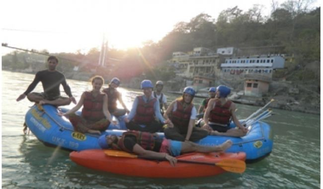 http://www.365hops.com/social/event_detail.php?eventid=VkZaU1VrNVJQVDA9 >>> Rafting(16 KM), Camping & Rock climbing in Rishikesh  #Rafting #Camping #Rockclimbing #Rishikesh #riverrafting