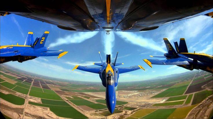 Blue Angels Air Show 1080p