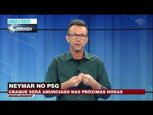 Neto: Neymar é do PSG