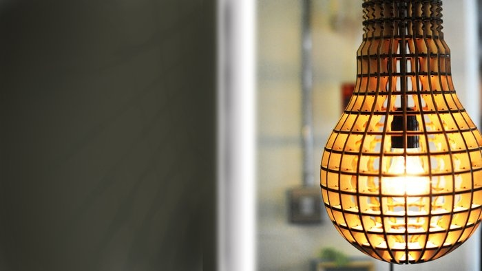 laser cut Wooden Light Bulb 1Wooden Lamps, Home Products, Ahalif, Suck Uk, Wooden Lights, Lights Bulbs, Wooden Bulbs, Laser Cut Wooden, Wood Lamps