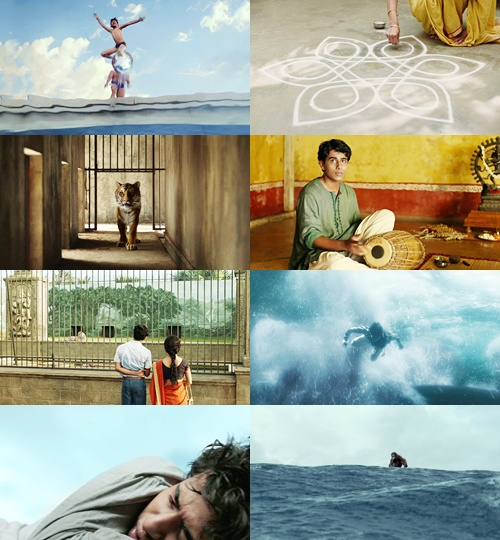 17 best images about life of pi on pinterest the movie for Life of pi piscine molitor