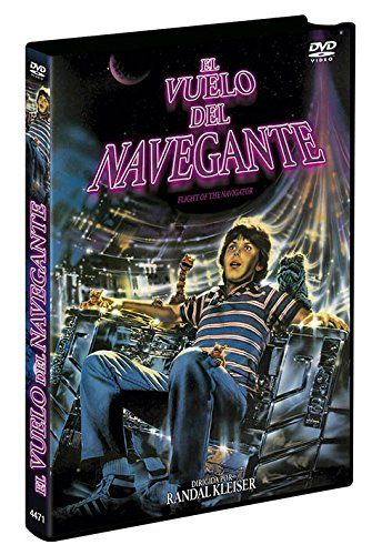 El Vuelo del Navegante  DVD 1986 Flight of the Navigator #Vuelo #Navegante #Flight #Navigator